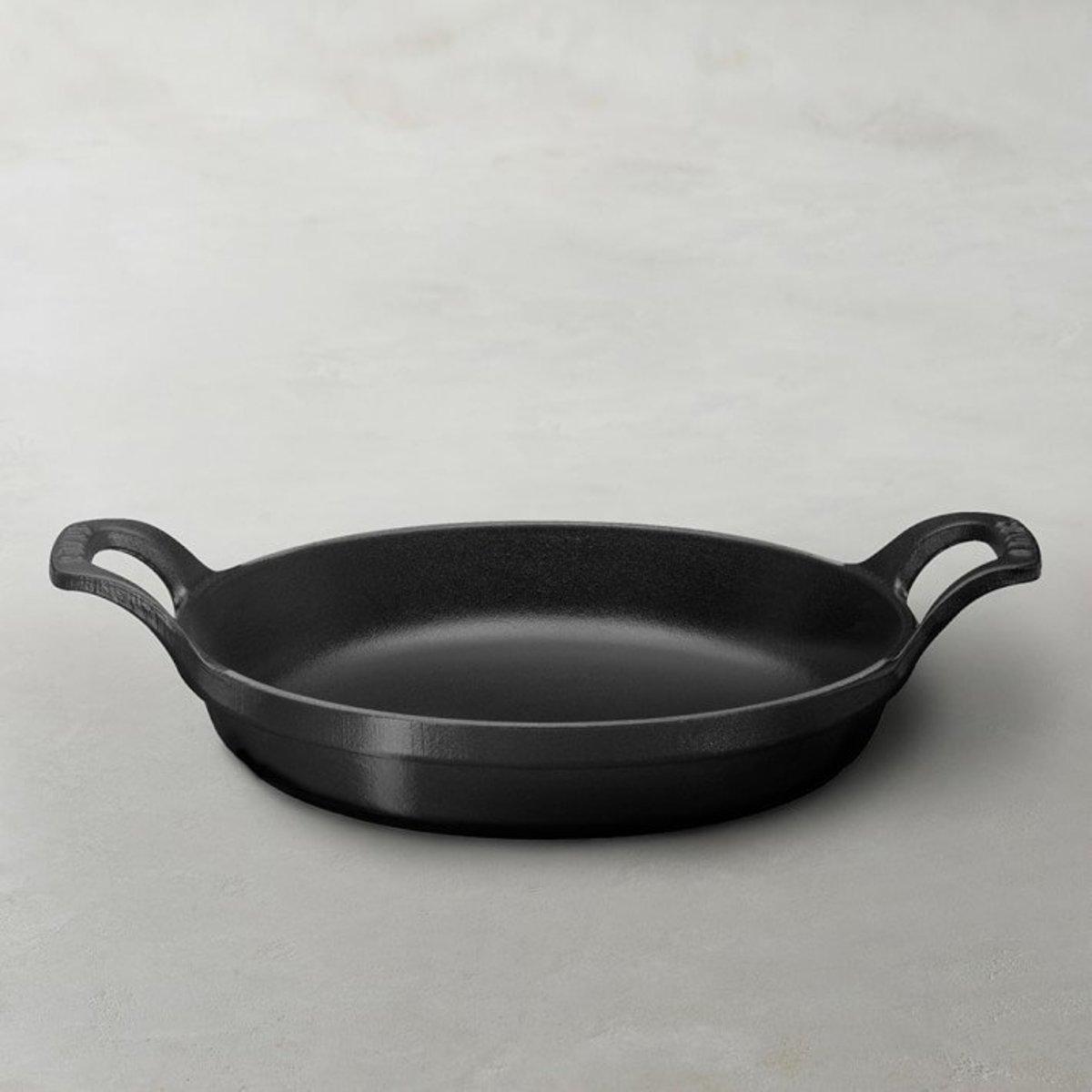 Cast Iron Gratin Dish