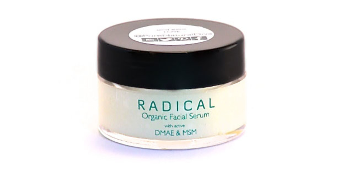 Pure Natural Diva Radical Serum