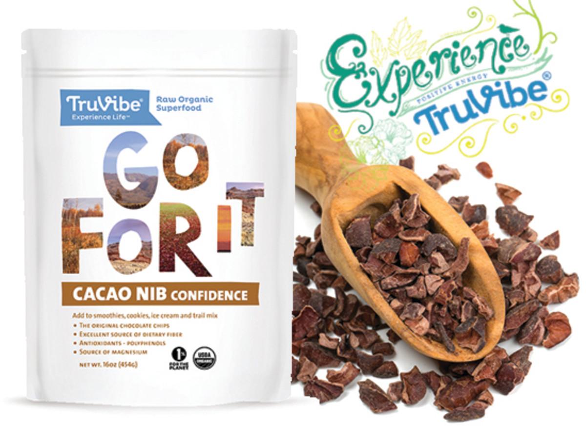 TruVibe Organics's Cacao Nibs