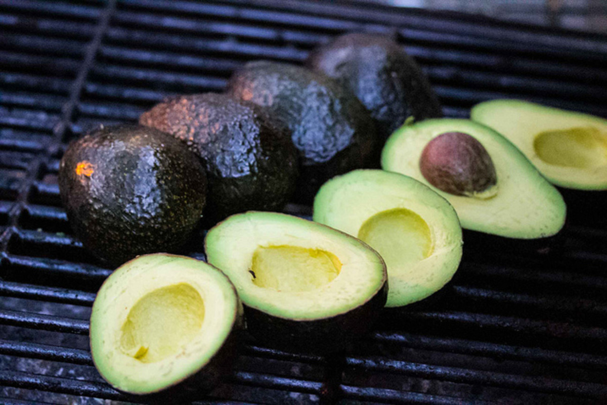 Grilling recipes, simple