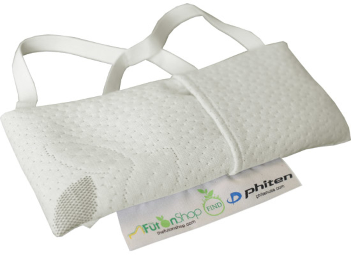 The Futon Shop's Phiten Eye Pillow