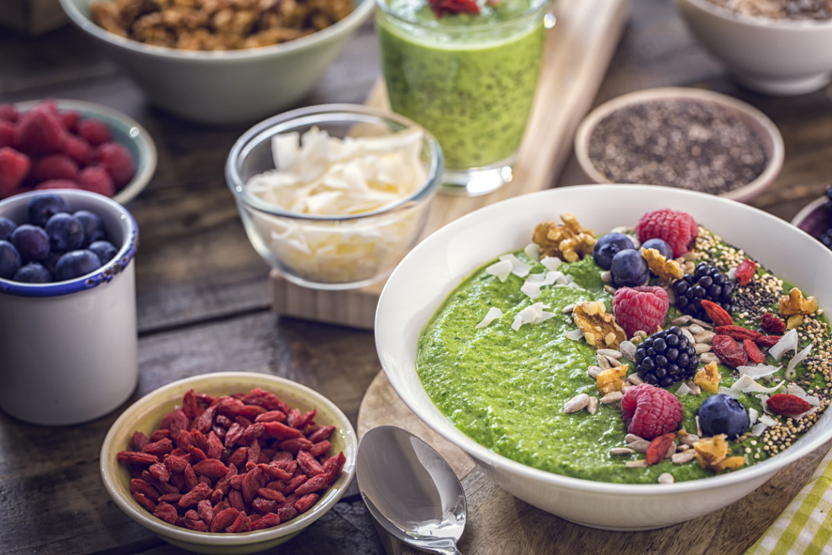 5 Top Superfoods of 2017