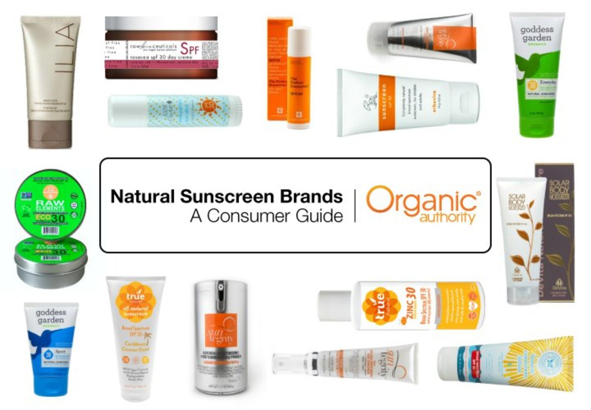 19 Natural Sunscreen Brands You Can Trust