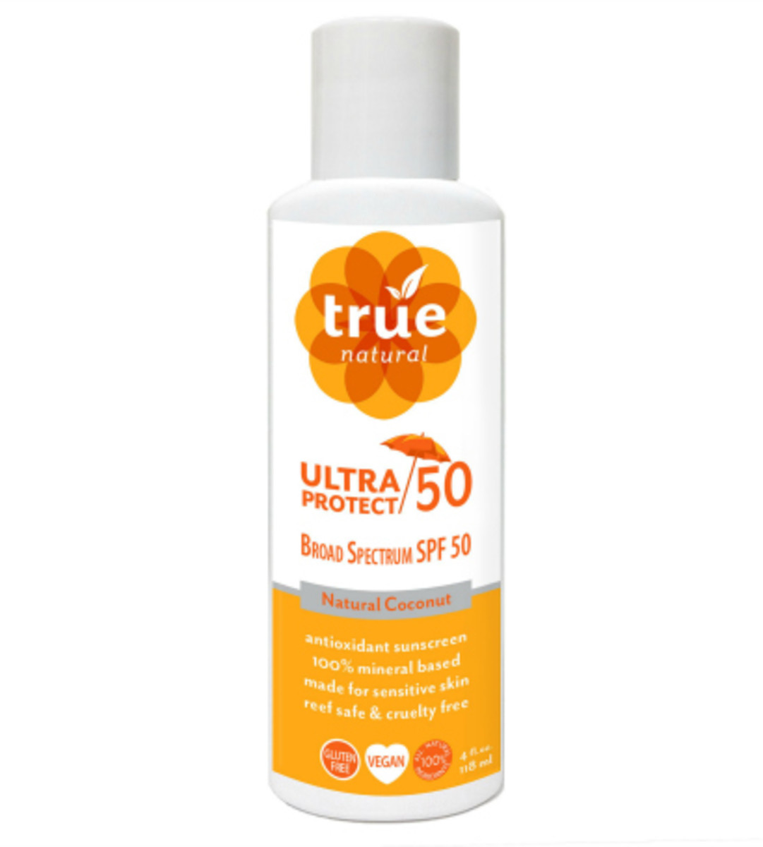 Natural Sunscreen True Natural Ultra 50