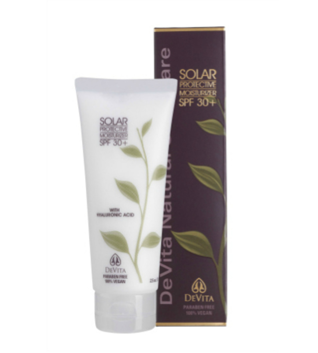Natural Sunscreen DeVita Solar Moisturizer