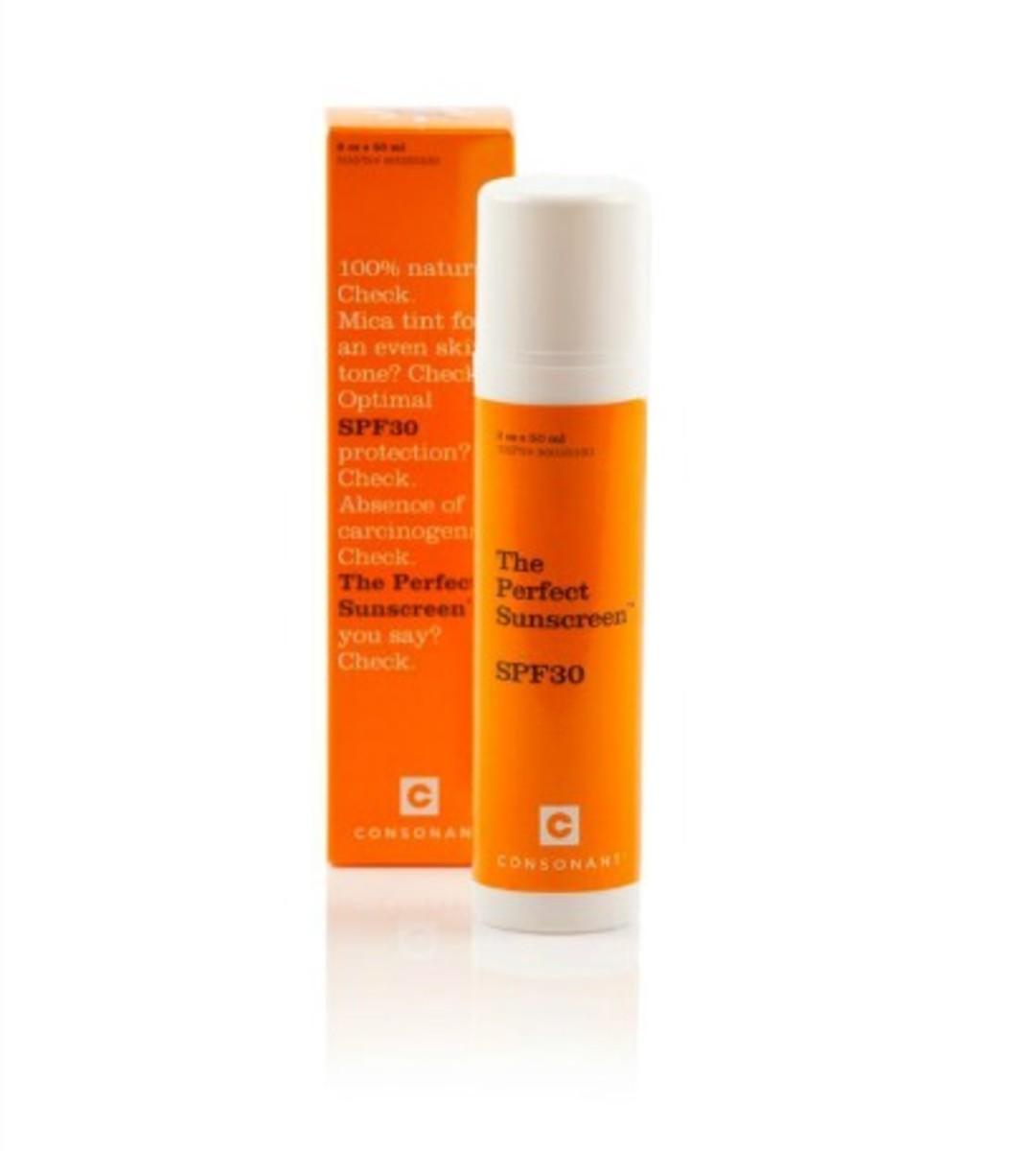 Safest Sunscreen Products Consonant Sunscreen