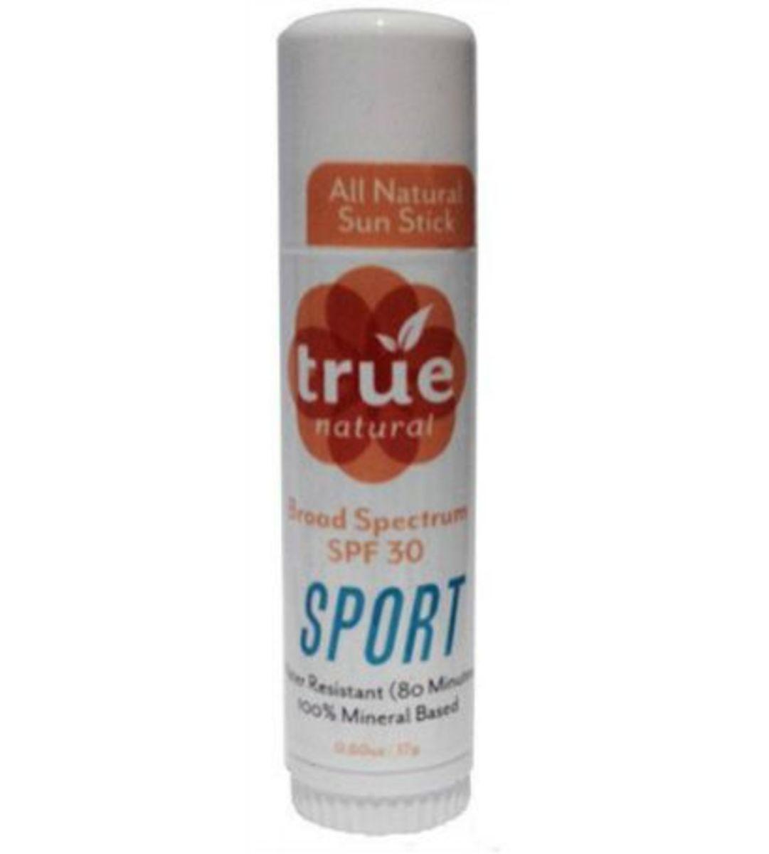 Natural Sunscreen True Natural Sport Stick