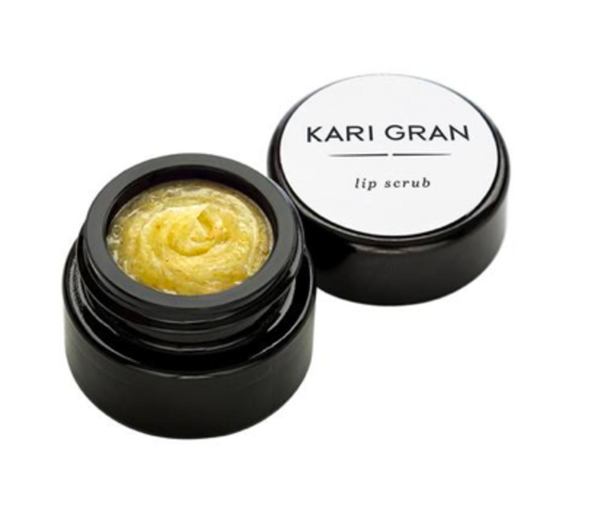 Kari Gran Lip Scrub $18.00