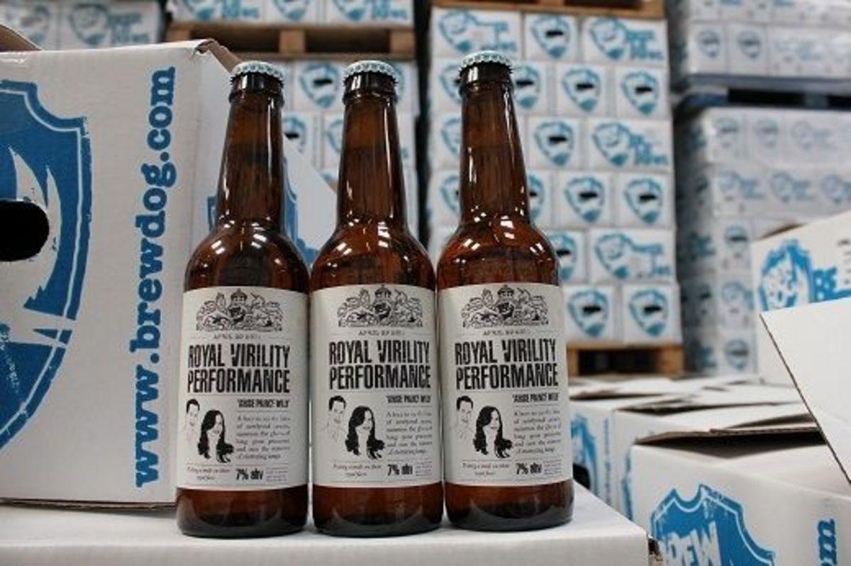 BrewDog Viagra Beer