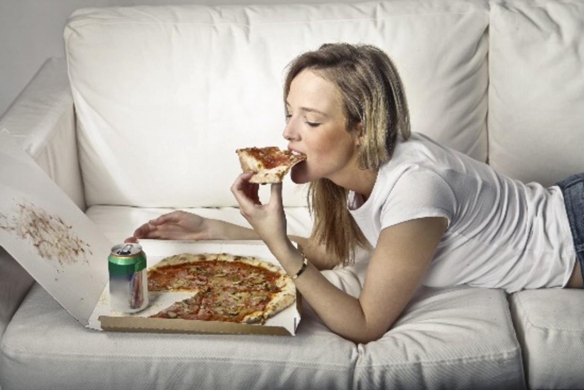 Study Reveals Women Love PIzza More Than Men Do