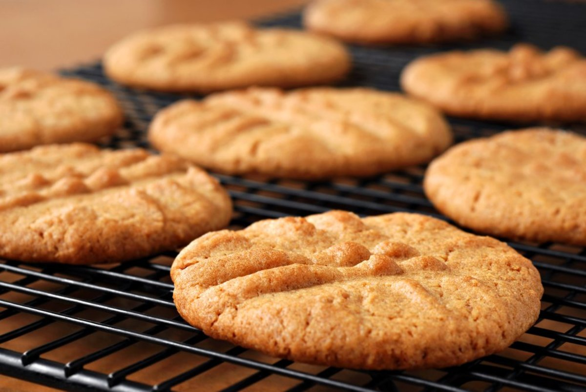 Peanut butter cookie recipes are amazing.