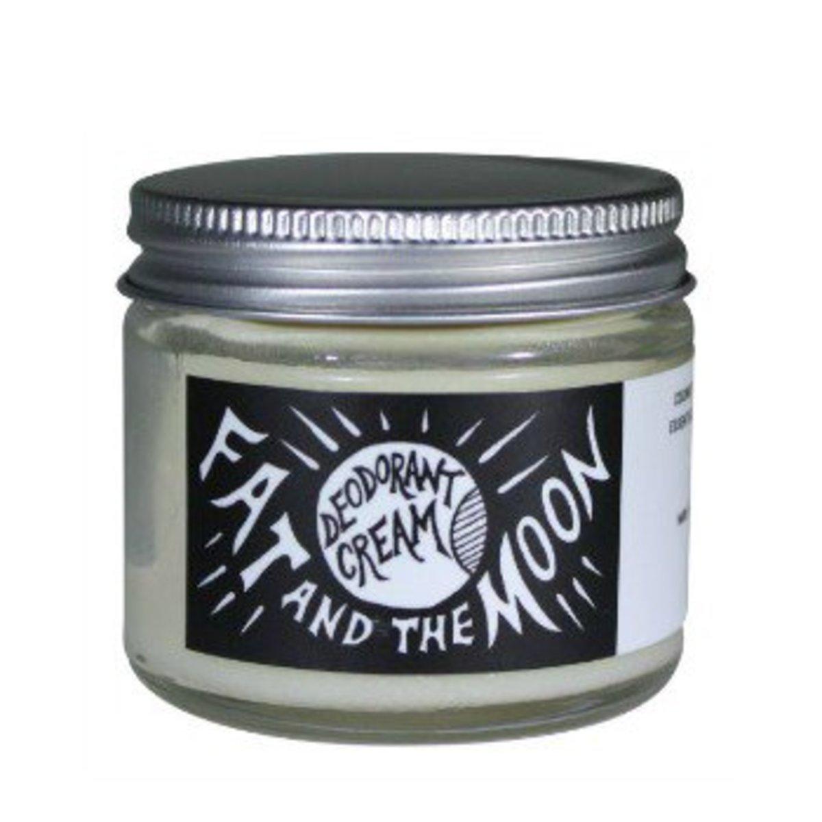 Fat & The Moon Deodorant Cream
