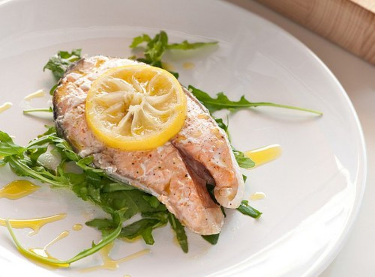 How to Bake Fish (Heart-Healthy!) with Just Three Ingredients