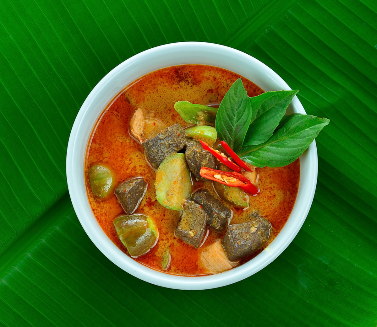red curry photo