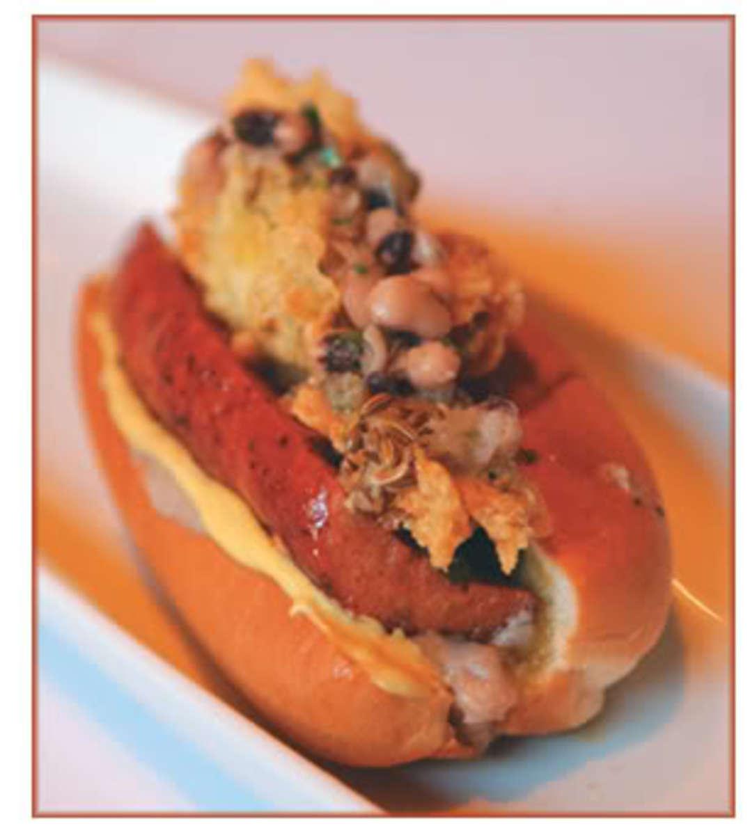 hotdogsblackeyedpeas1