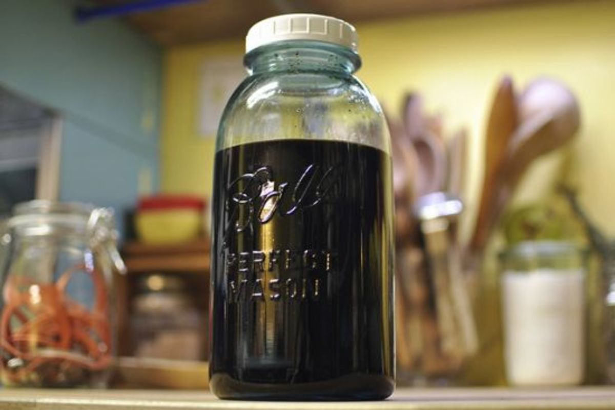 Cowboy Kahlua: Homemade, Organic Coffee