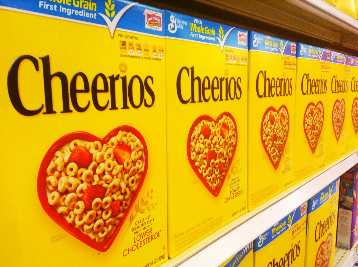 Five Cheerios Products To Go Gluten-Free This Summer