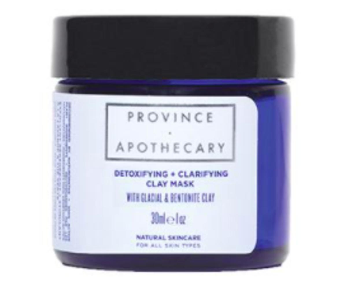 Province Apothecary Detoxifying + Clarifying Clay Mask $18.00