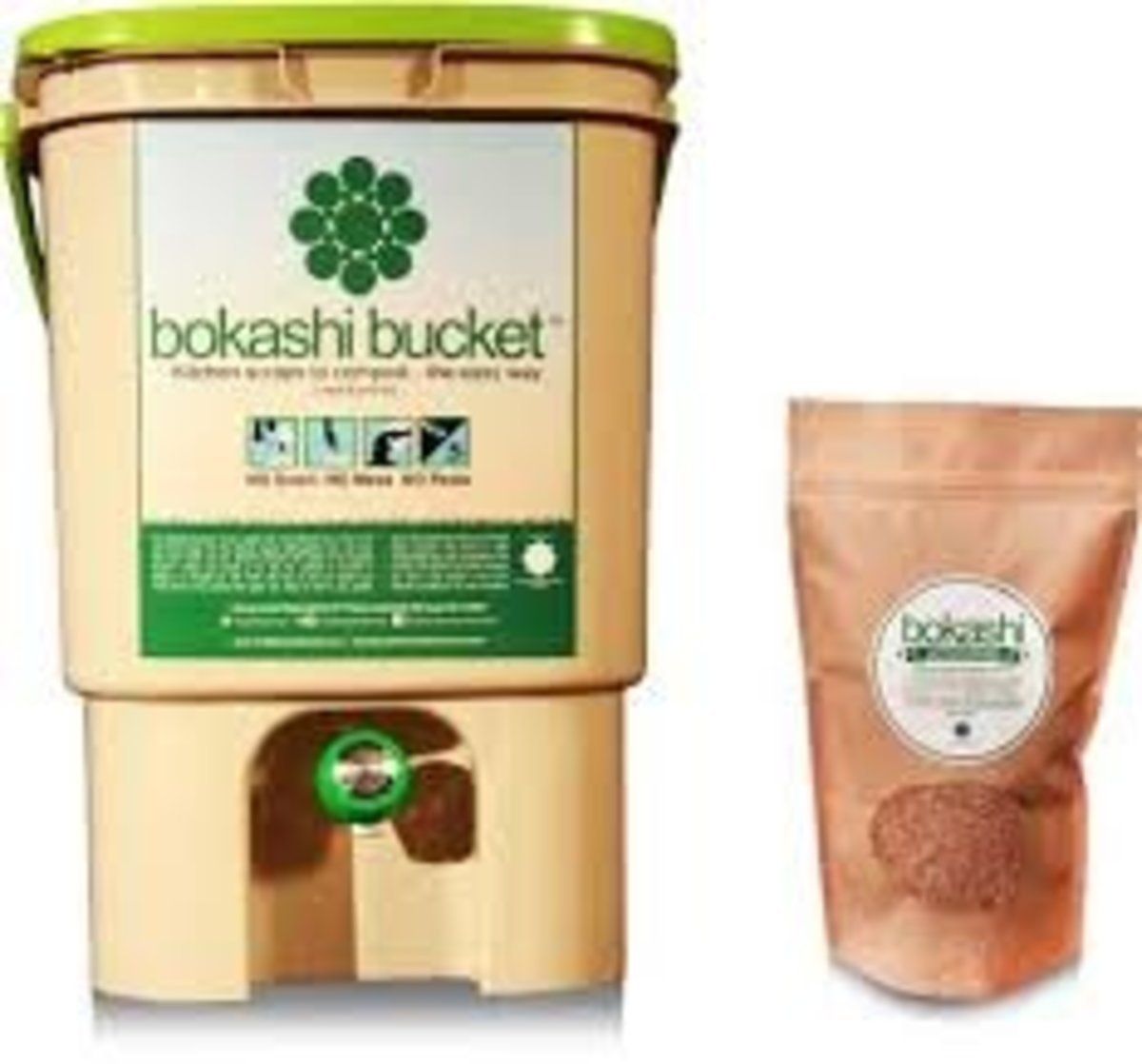 For Your Gardening Bucket List: Bokashi Bucket