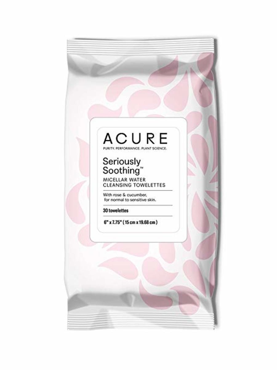 1. Acure - Seriously Soothing Micellar Water $8.59