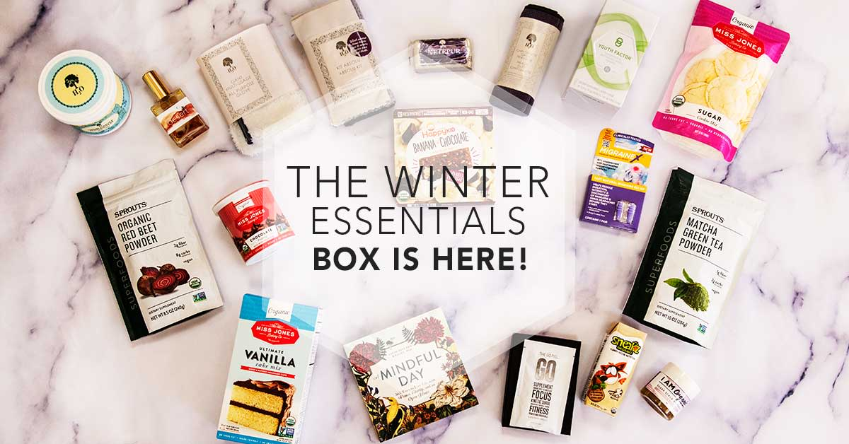 The Winter Essentials Box is Here!