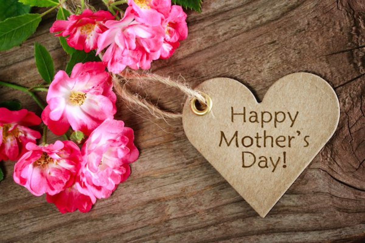 8 of the Best Mother's Day Gifts for Your Eco-Conscious, Organically-Minded Momma!