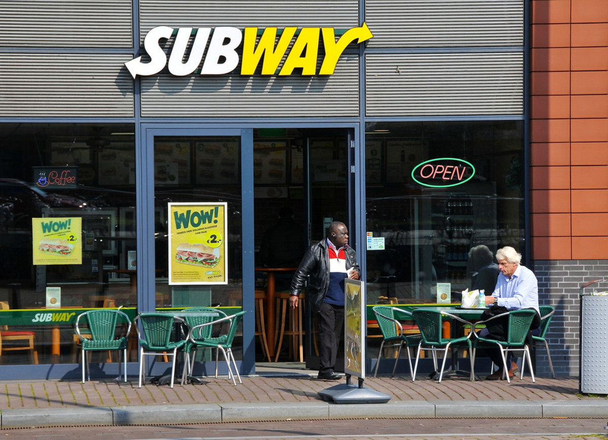 Subway Restaurants Latest to Ditch Artificial Ingredients