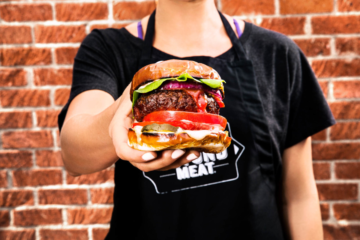 image courtesy of Beyond Meat