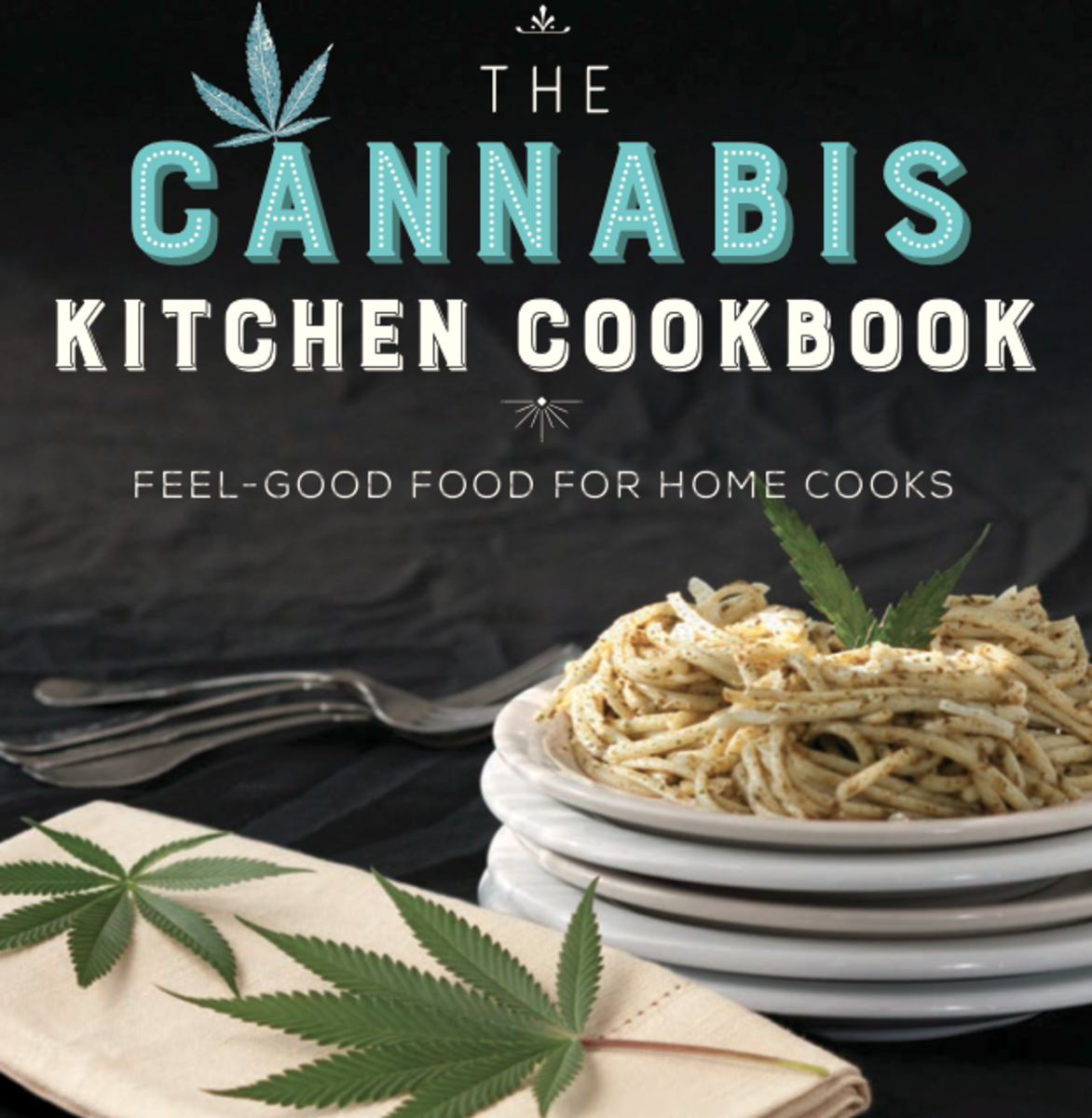 The Cannabis Kitchen Cookbook is a great read.