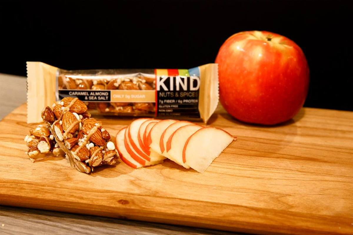 KIND Snacks wants the FDA to make a new kind of healthy label.