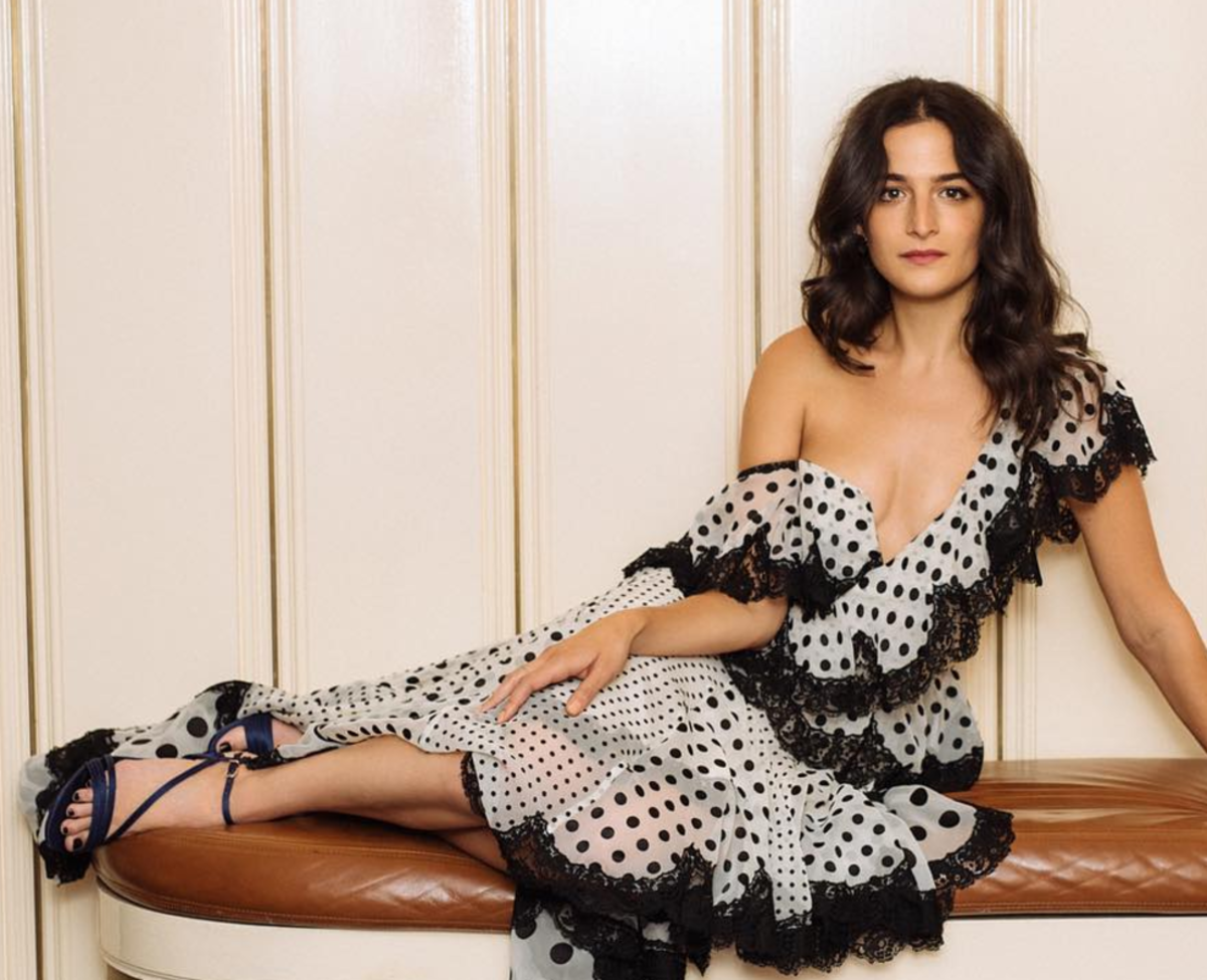 Jenny Slate Starts Every Morning With This Wellness Ritual