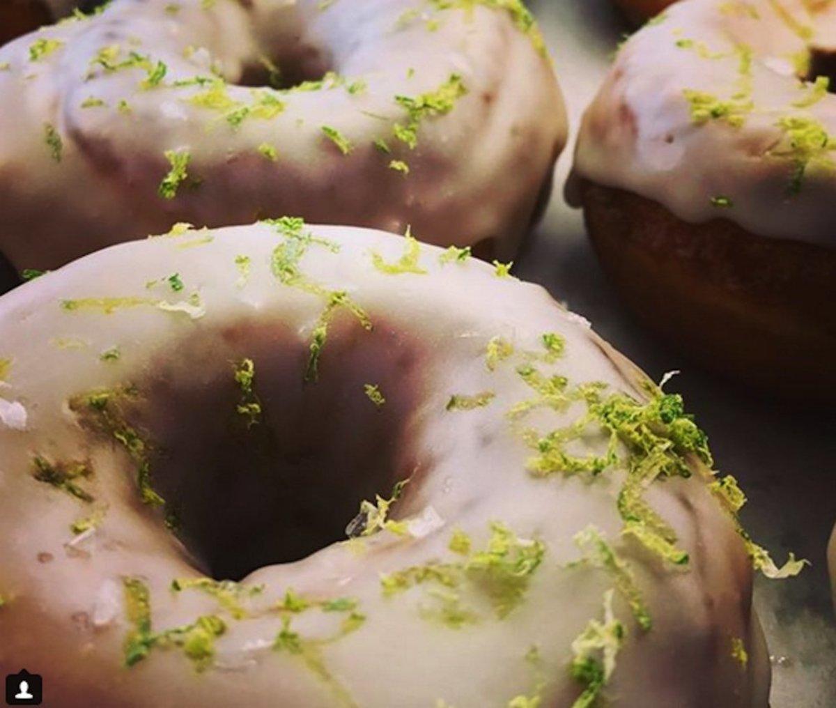 Trejo's Donuts Margarita Flavor