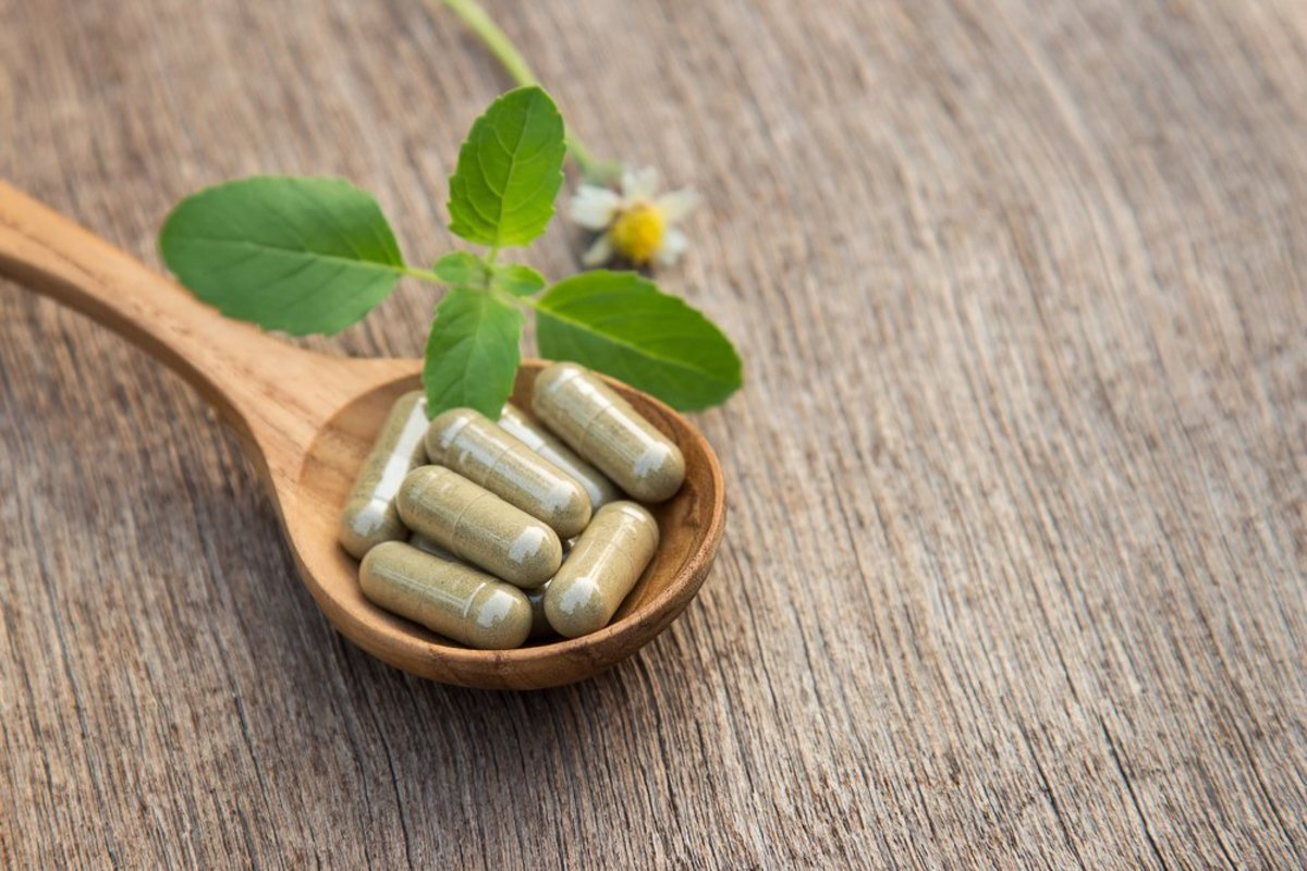 holy basil supplements