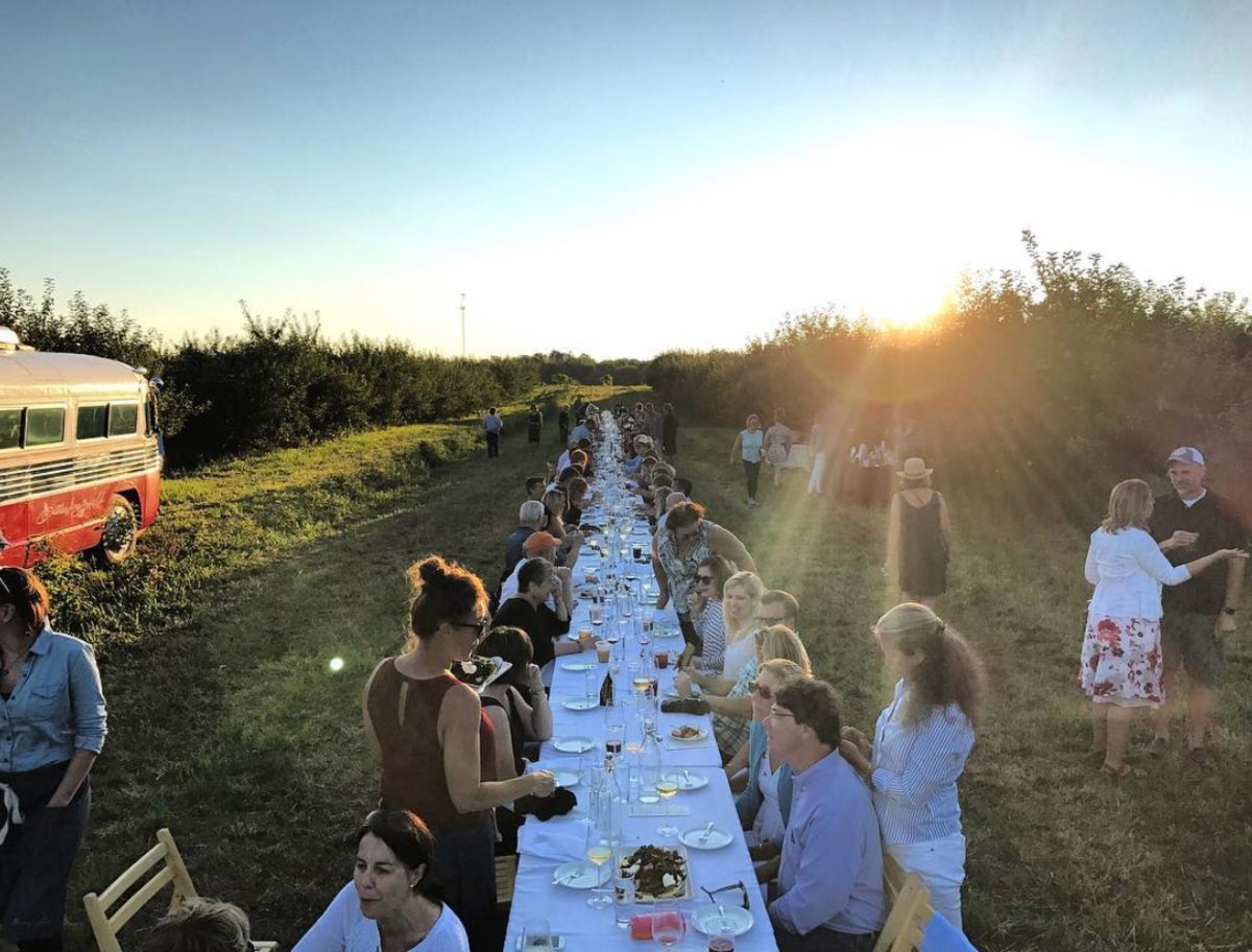 Nation's Premier Farm to Table Dining Event to Host Fundraisers for Recent California Fires, Earthquake, and Hurricane Relief