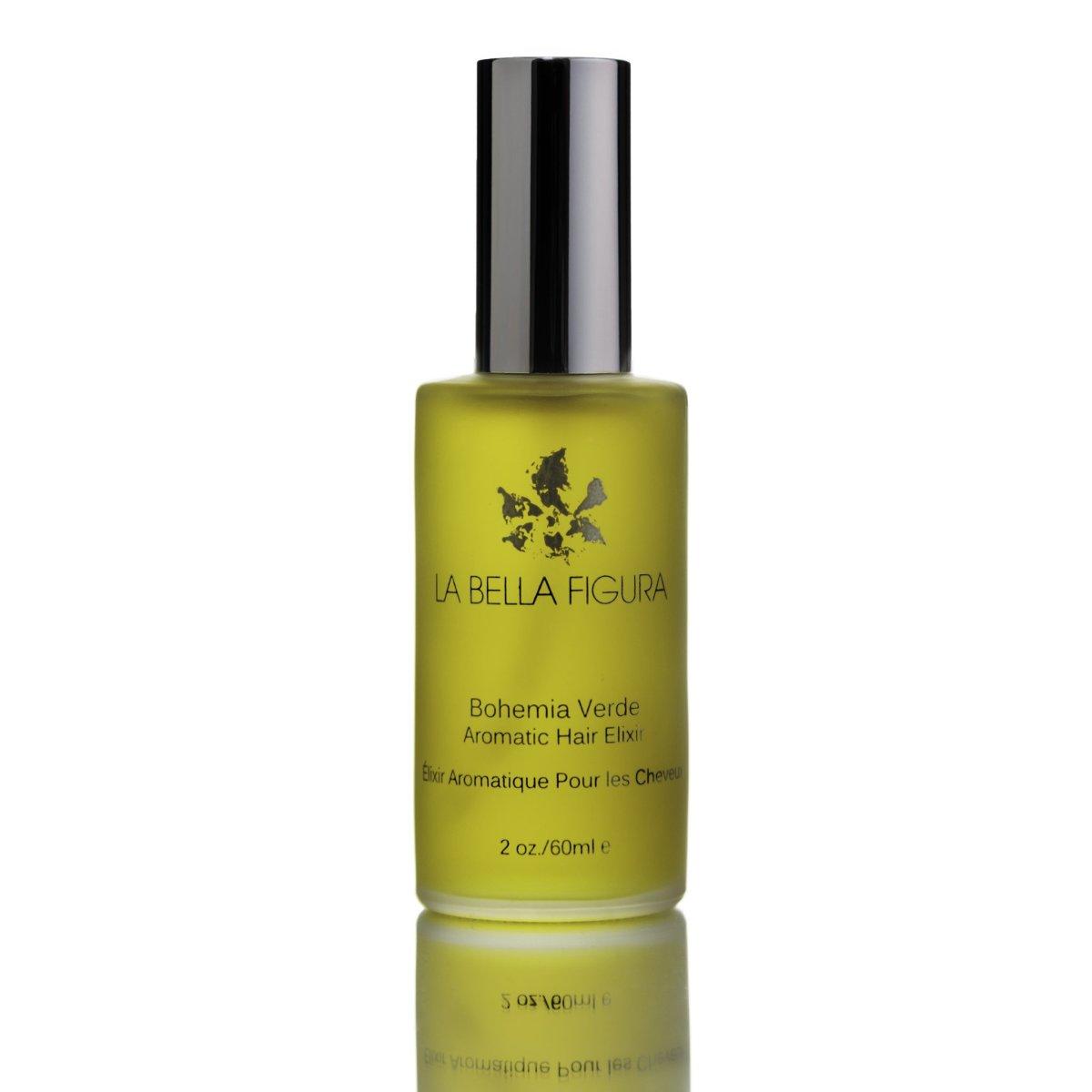 La Bella Figura Bohemia Verde Aromatic Hair Elixir