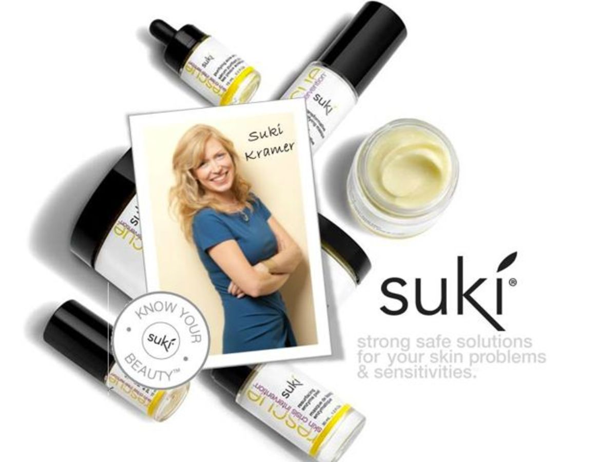 Have a beautiful spring with all the items in this suki skincare giveaway.