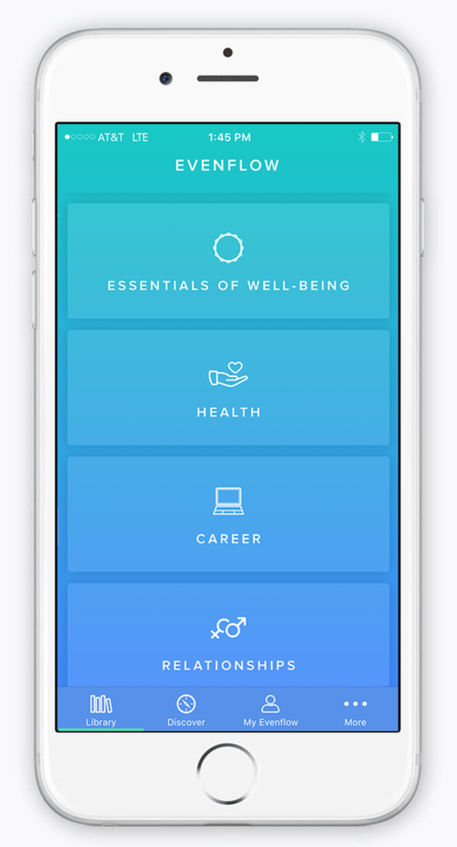 Evenflow Meditation App