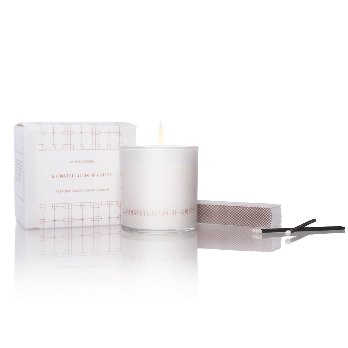 La Bella Figura A Constellation of Ghosts Luxury Candle