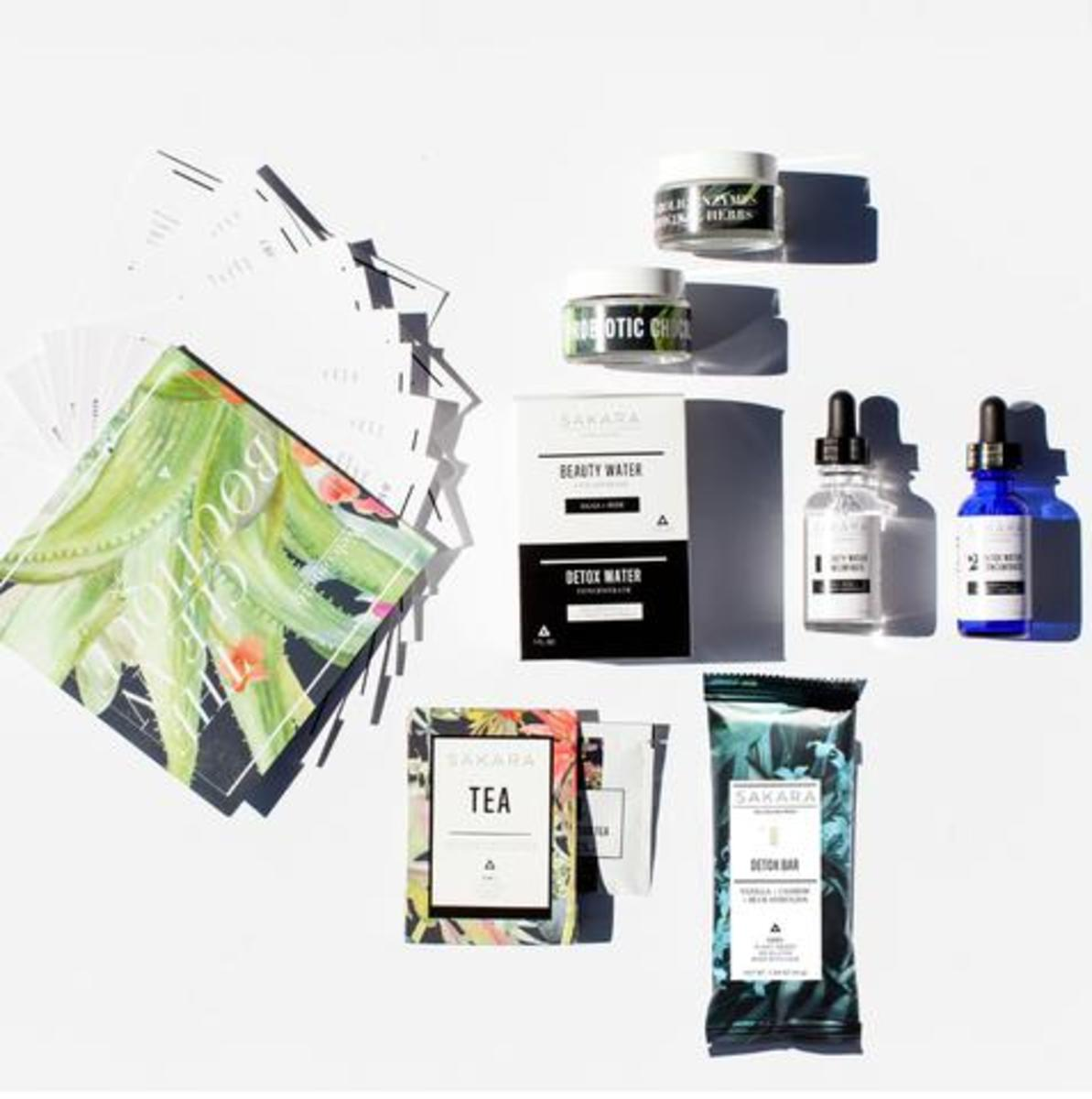 Sakara the 5-Day Reset Collection