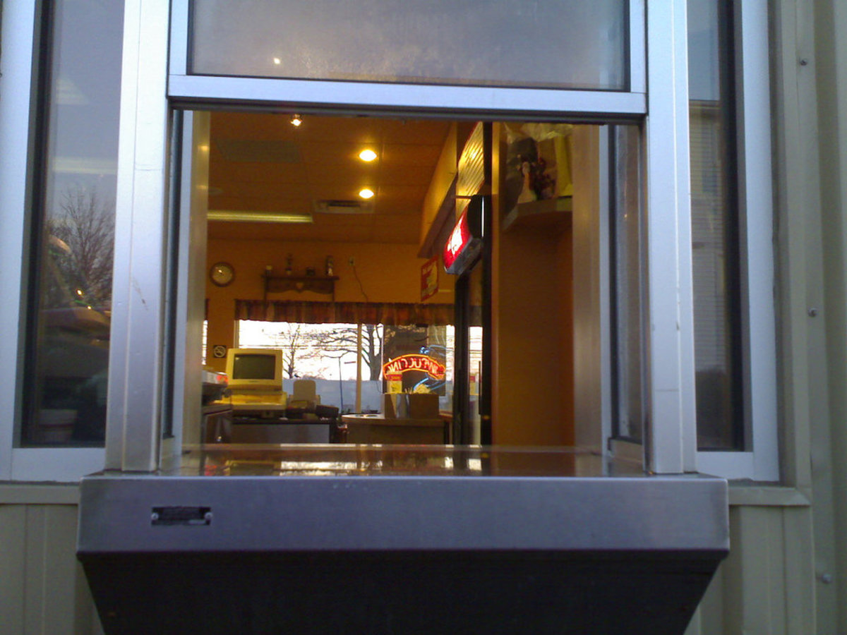 You Won T Believe What This Drive Thru Restaurant Is Selling