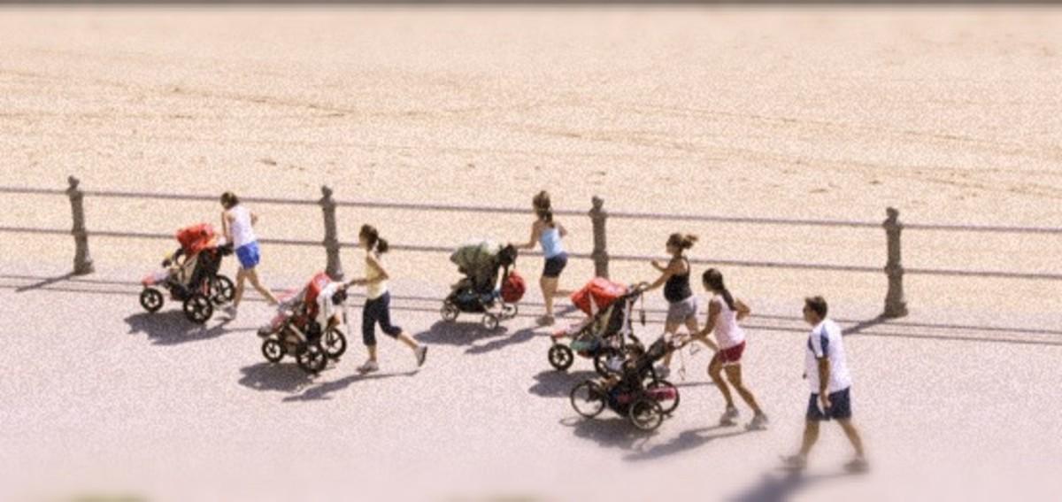 Stroller Jogging