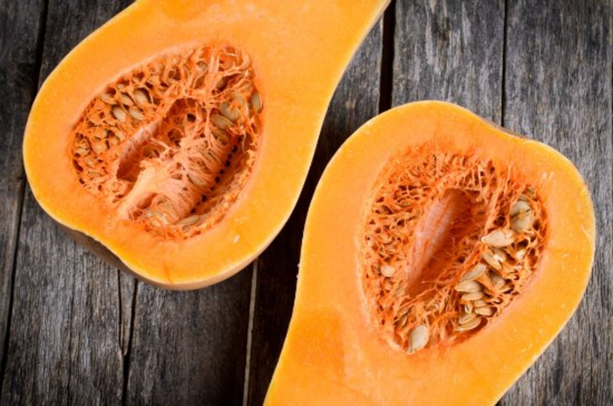 6 Impressive Nutrition and Health Benefits of Butternut Squash