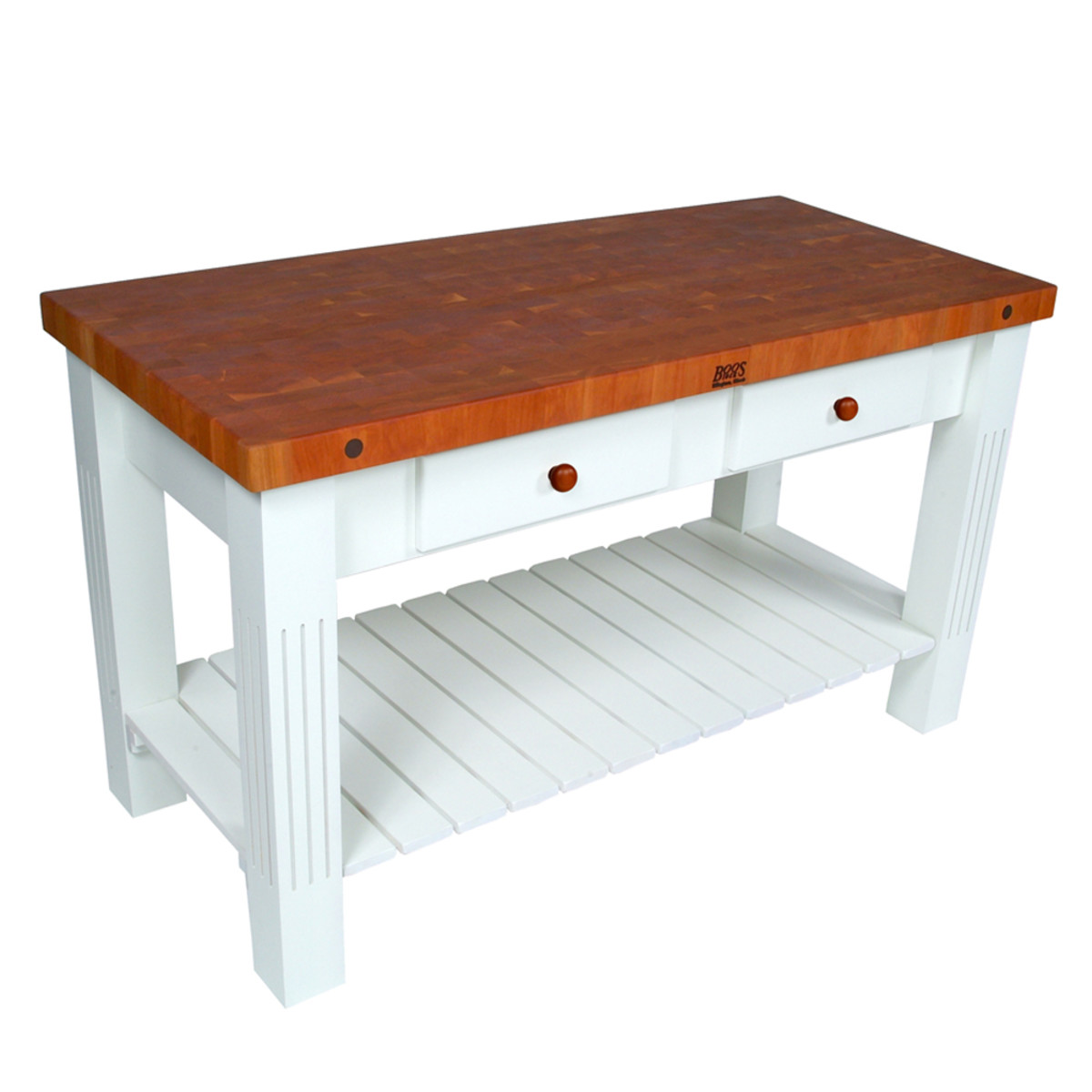 Chopping Table Kitchen 7 vintage inspired butcher block islands for heavy duty kitchen time john boos kitchen island workwithnaturefo