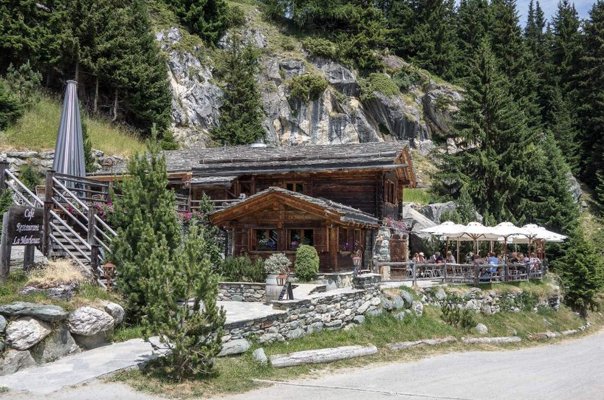 Where to eat in Verbier