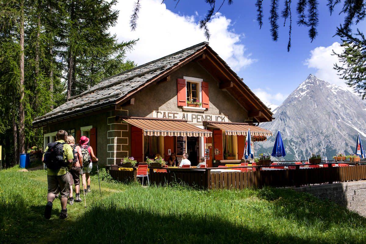 Cafe Alpenblick