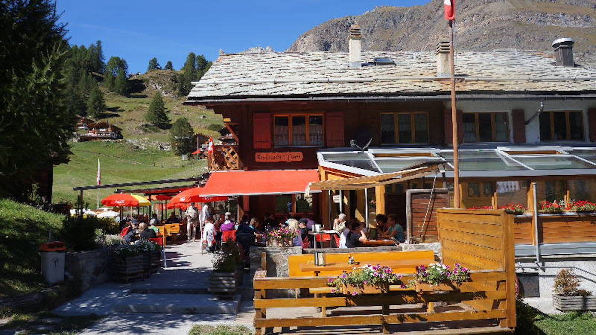 Where to eat in Zermatt