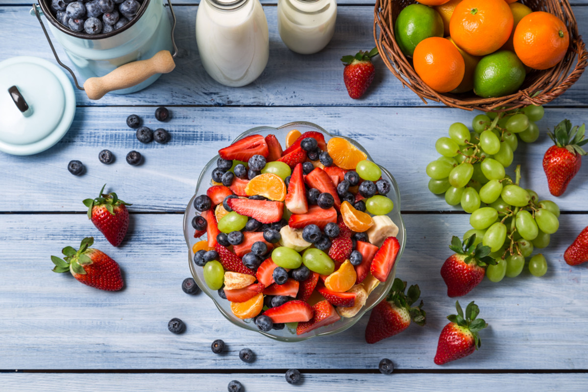 Does Eating Fruit Make You Fat? New Study Says Maybe