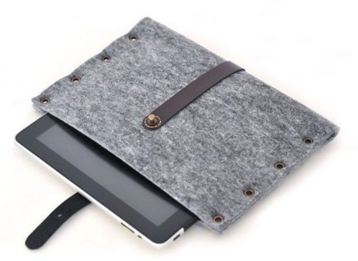 Portel Ipad Case