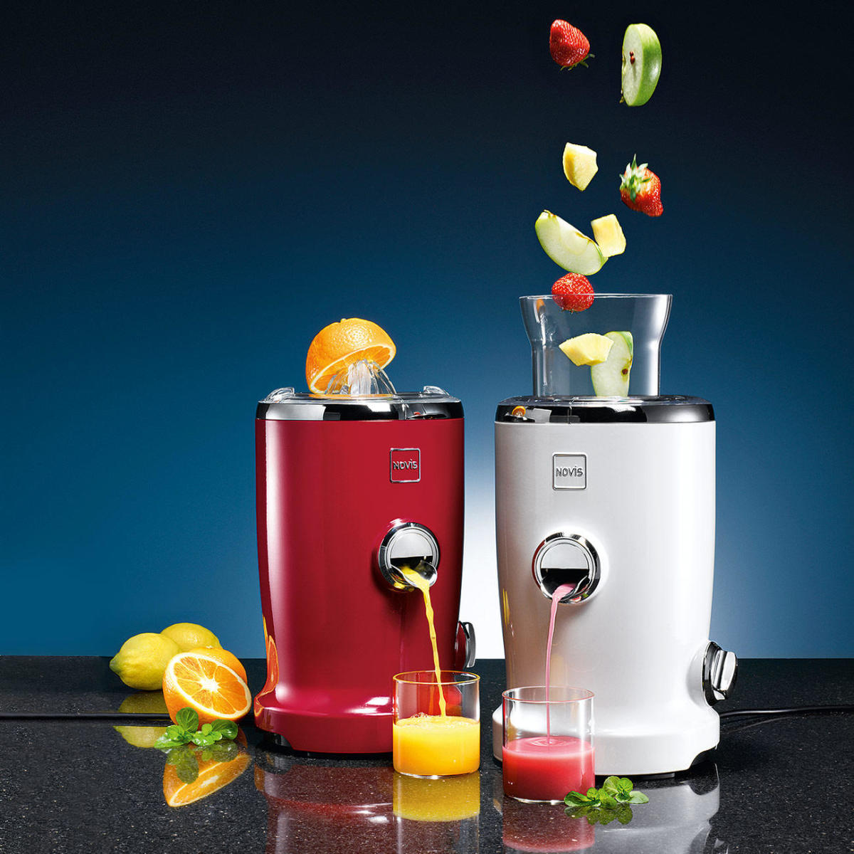 "The Novis Vita Juicer is ""the"" appliance of the year."