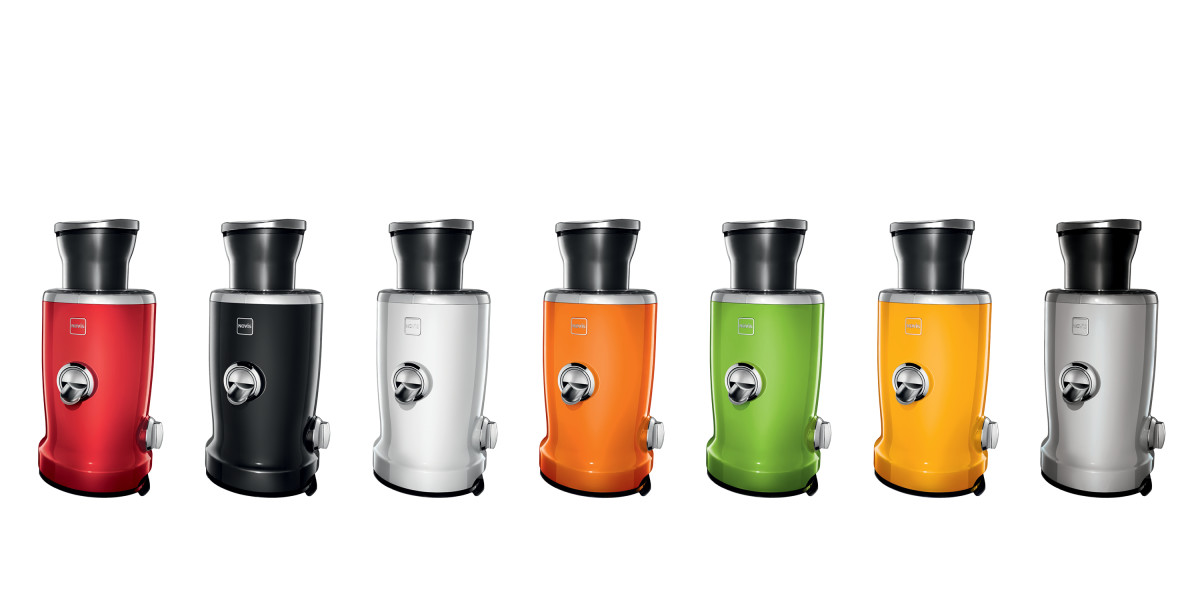 Novis Vita Juicer, colors